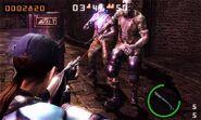 Mercenaries 3D - Jill gameplay 4