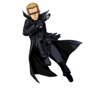 Albert Wesker RE5 Clan Master3-1