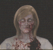 Degeneration Zombie face model 15