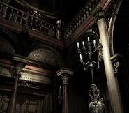 REmake background - Entrance hall - r106 00125