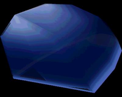 Joya azul