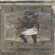 Resident Evil 5 Ndipaya wall mural 7