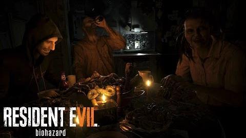 """Resident Evil 7 biohazard TAPE-2 """"The Bakers"""""""