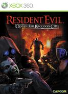 Resident Evil Operation Raccoon City manual 1