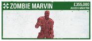Zombie Marvin