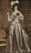 Portrait of Alsina