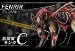 BIOHAZARD Clan Master - Battle art - Fenrir