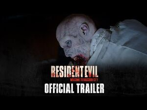 Resident Evil- Welcome To Raccoon City - Official Trailer