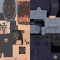 Resident Evil (Jan 1996 Trial) skin - CHAR11 0000b - Jill