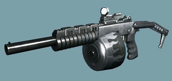 Escopeta de Combate