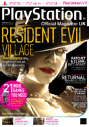 PlayStation Official Magazine UK, issue 185 - March 2021 1