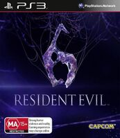 RE6 PS3 AUS