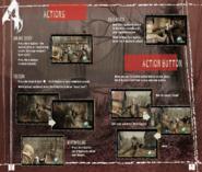 Resident Evil 4 GameCube manual 7