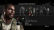 Josh Stone (BSAA)