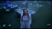 Resident Evil film - Green yells at the Red Queen