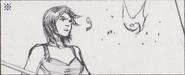 Leon vs. Chris storyboard 3