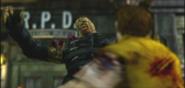 Brad is cornered by Nemesis
