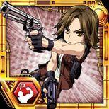 Clan Master Helena Character Battle Art