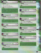Resident Evil Outbreak Official Strategy Guide - page 49