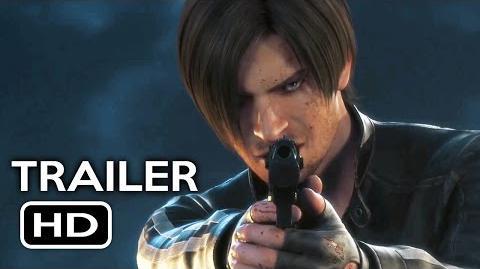 Resident Evil Vendetta Official Trailer 1 (2017) Animated Movie HD