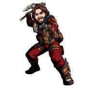 Parker Alt. Clan Master