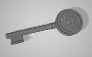 RE2 Remake Old Key Unused