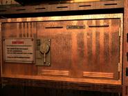 Resident Evil 3 background - Uptown - warehouse u - R1010E