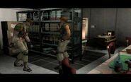 Resident evil 3 Nemesi murphy seeker turned zombie
