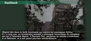 Resident evil outbreak raccoon city forest abandonned hospital arklay