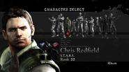 Chris Redfield (S.T.A.R.S)