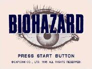 Biohazard beta menu