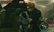 Mercenaries 3D - Jill and Wesker 2