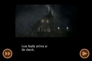 RE4 mobile edition - Rescue Ashley cutscene 1 part 1