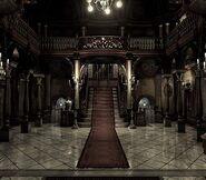 REmake background - Entrance hall - r106 00036