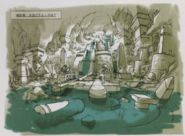 Resident Evil 5 Ndipaya Kingdom concept art 17