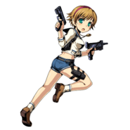 Sherry RE6 Extra Clan Master2
