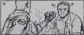 Resident Evil 6 storyboard - Fallen Hero 15