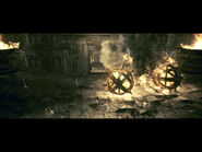 Ancient village in-game RE5 (Danskyl7) (21)