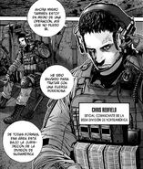 Chris Redfield (Heavenly Island)