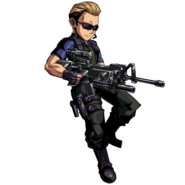 Albert Wesker RE1 Clan Master6