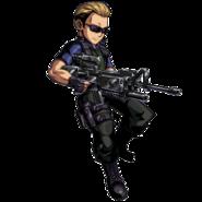 Albert Wesker RE1 Clan Master6