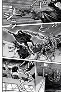 Carla in RE - TMD Manga