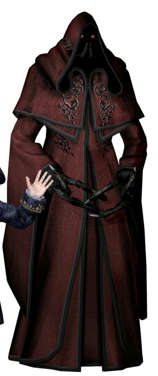 Mayordomo de la familia Salazar