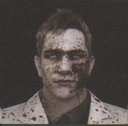 Degeneration Zombie face model 44
