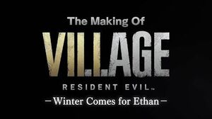 Resident Evil Village – Developer Insights – Welcome to the Village