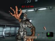 Tyrant 091 - boss fight 1