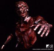 BIOHAZARD 4D Excecuter Zombie1