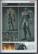 Biohazard DAMNATION Artbook 15
