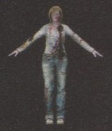 Degeneration Zombie body model 16