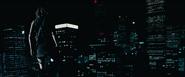 Apocalypse - Raccoon City skyline at night